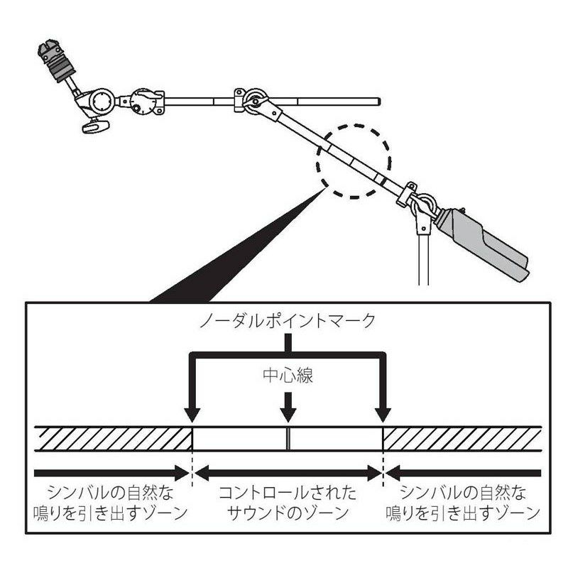 BC-2030 [Boom Cymbal Stand]_5