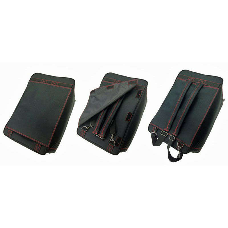 CJB-01/BK [3-Way Cajon Case Black]_5