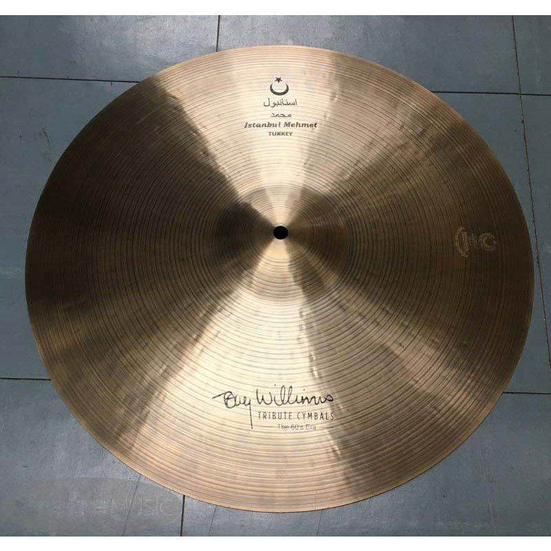 "Tony Williams Tribute 18"" Crash [1307g] 【輸入代理店選定品2019】 [CL2020]_1"