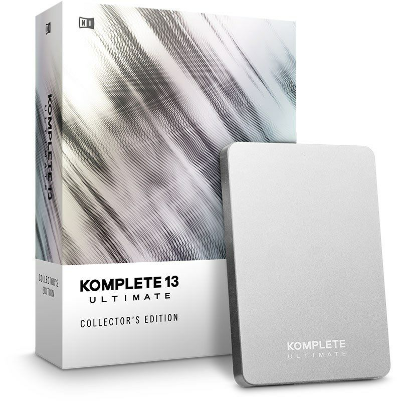 KOMPLETE 13 ULTIMATE Collector's Edition  【ポイント20%還元】_1