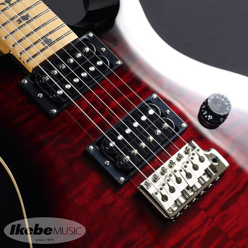 SE Custom 24 Roasted Maple Limited (Fire Red) 【特価】  【ポイント20%還元】_4