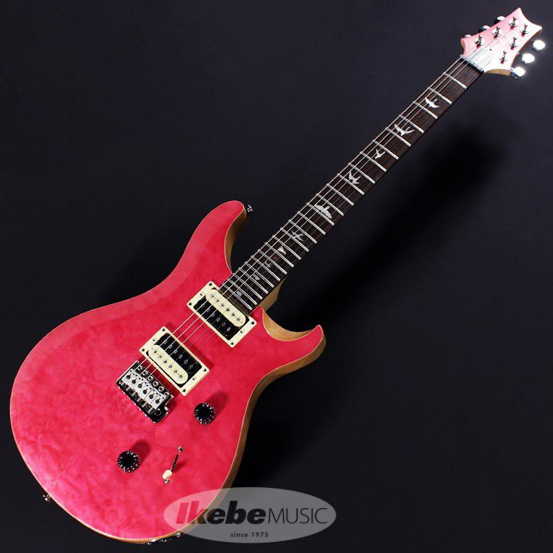 Japan Limited SE CUSTOM 24 Quilted MapleTop, Matching Head (Bonie Pink)  【ポイント20%還元】_2