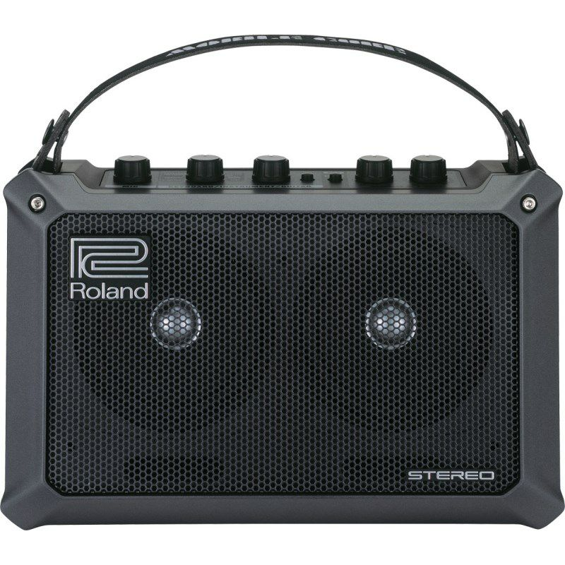 MOBILE CUBE [Battery Powered Stereo Amplifier]_2