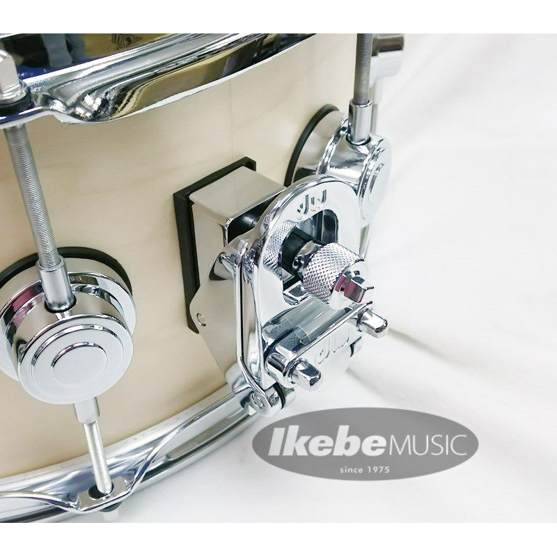 DW-CL1406SD/SO-NAT/C [Collector's Wood Snare / Pure Maple 14 × 6 / Satin Oil Finish]_3