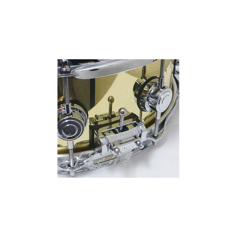 DW-BR7 1455SD/BRASS/C/S [Collector's Metal Snare / Bell Brass 14×5.5]_4