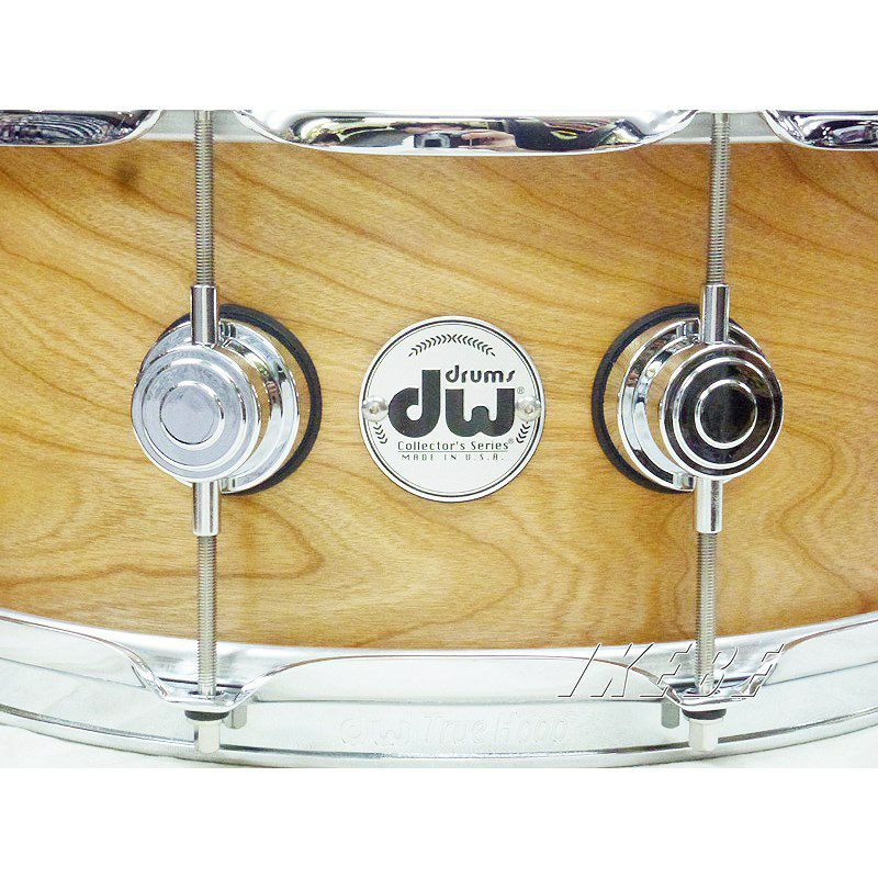 """DW-CC1406SD/SO-NAT/C [Collector's Wood Snare / Cherry 14"""" × 6""""] [CL2020]_2"""