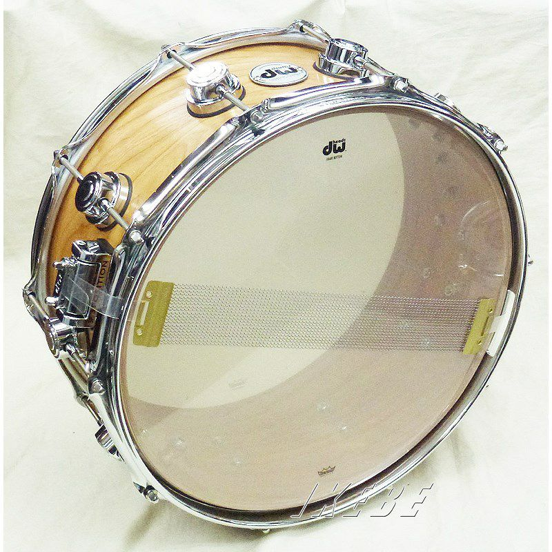 """DW-CC1406SD/SO-NAT/C [Collector's Wood Snare / Cherry 14"""" × 6""""] [CL2020]_4"""
