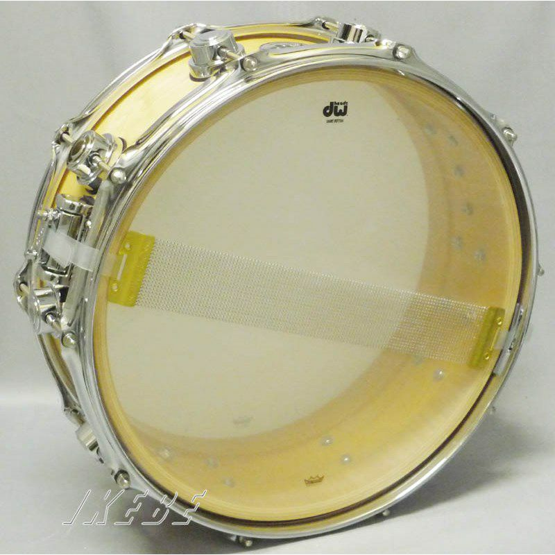 DW-CL1405SD/SO-NAT/C [Collector's Wood Snare / Pure Maple 14 × 5 / Satin Oil Finish]_2