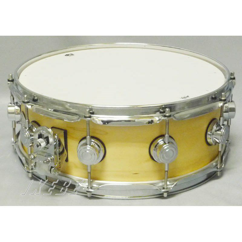 DW-CL1405SD/SO-NAT/C [Collector's Wood Snare / Pure Maple 14 × 5 / Satin Oil Finish]_3