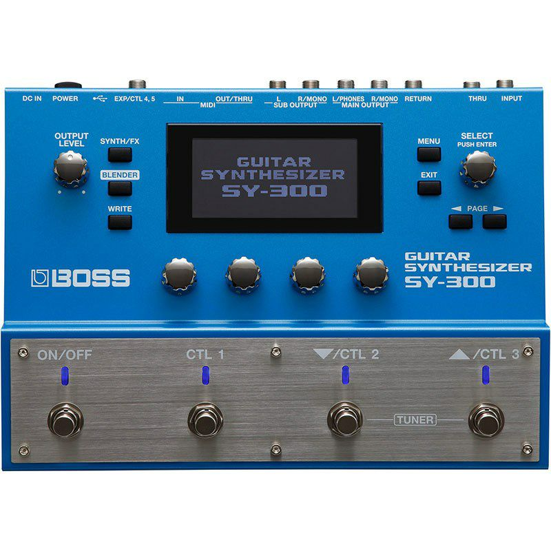 SY-300 GUITAR SYNTHESIZER_1