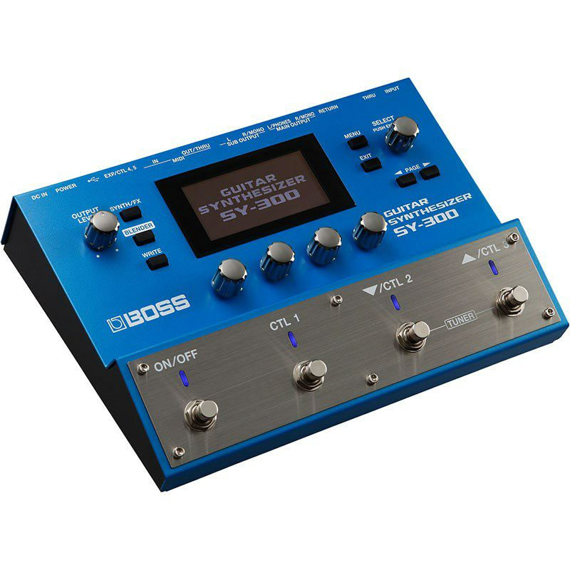 SY-300 GUITAR SYNTHESIZER_2