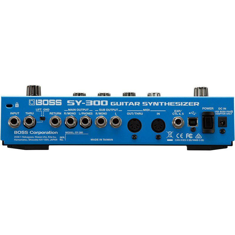 SY-300 GUITAR SYNTHESIZER_3