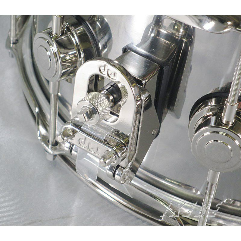"""DW-SS1465SD/STAIN/N [Collector's Metal Snare / Stainless Steel 14"""" × 6.5""""]_2"""