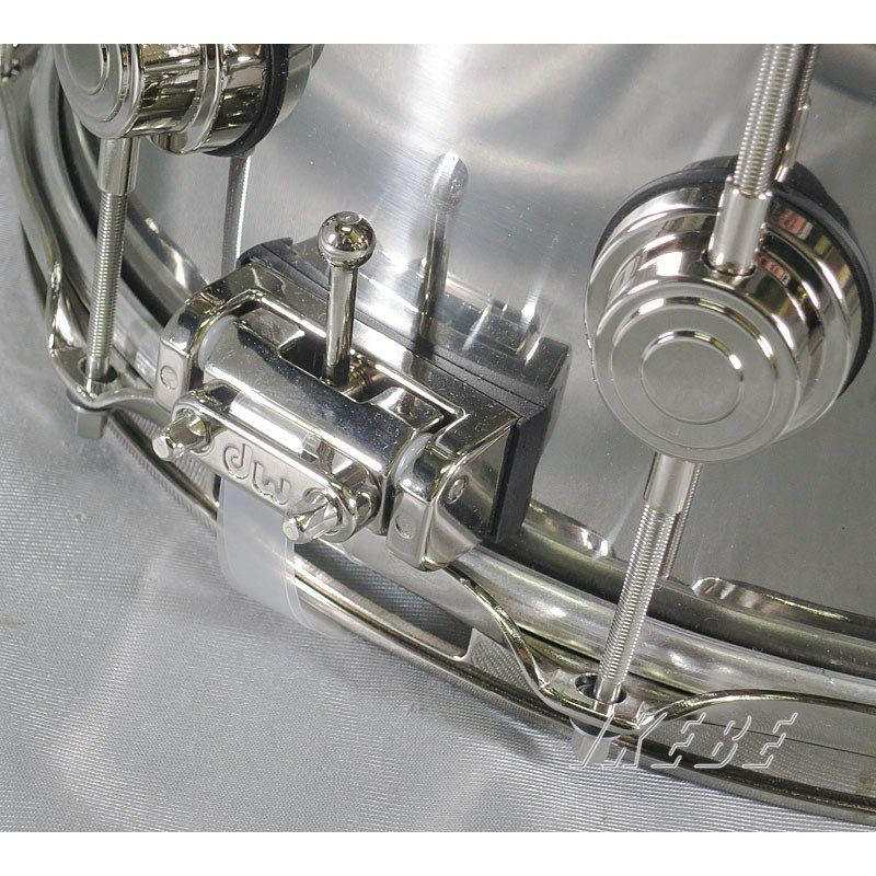 """DW-SS1465SD/STAIN/N [Collector's Metal Snare / Stainless Steel 14"""" × 6.5""""]_3"""