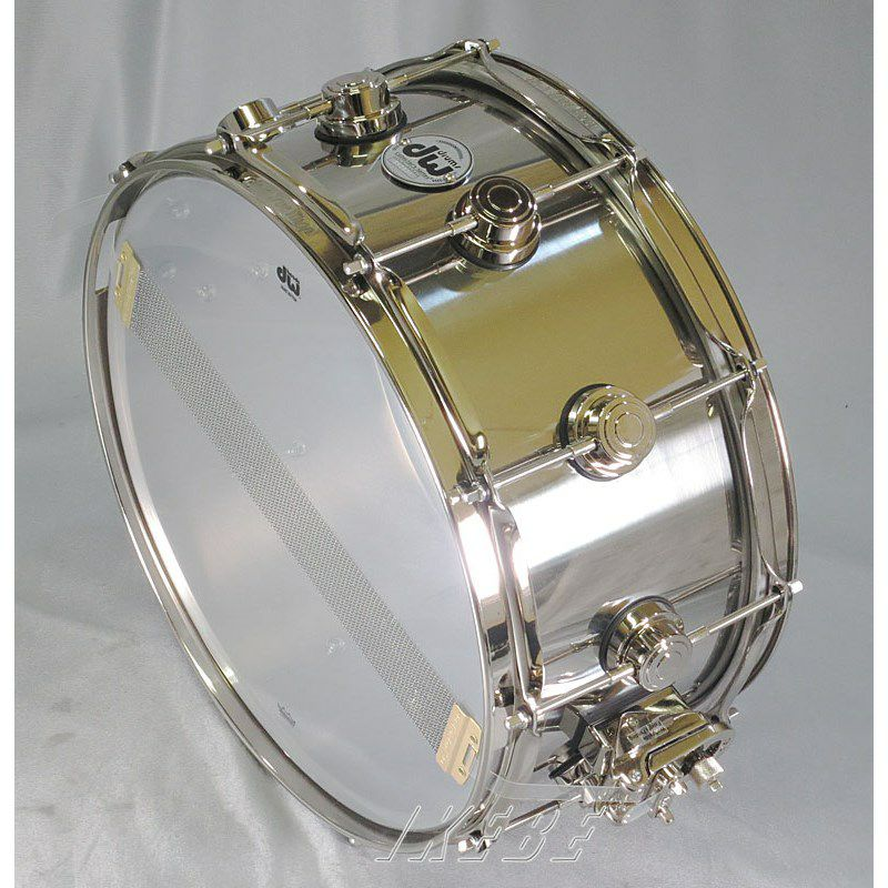 """DW-SS1465SD/STAIN/N [Collector's Metal Snare / Stainless Steel 14"""" × 6.5""""]_5"""