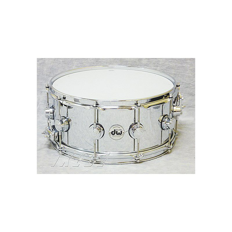 DW-ST7 1465SD/STEEL/C/S [Collector's Metal Snare / Steel 14 x 6.5]【お取り寄せ品】_1