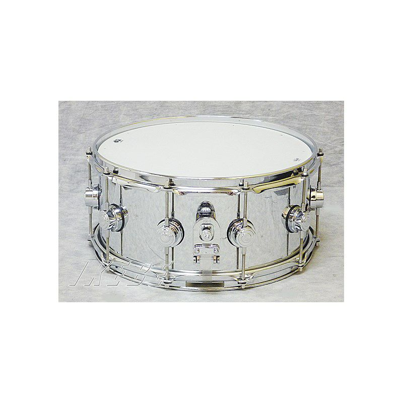 "DW-ST7 1465SD/STEEL/C/S [Collector's Metal Snare / Steel 14"" x 6.5""]【お取り寄せ品】_2"