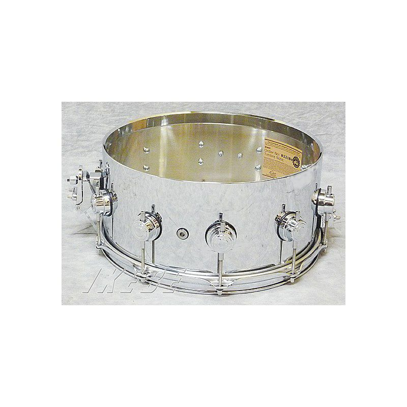 "DW-ST7 1465SD/STEEL/C/S [Collector's Metal Snare / Steel 14"" x 6.5""]【お取り寄せ品】_4"