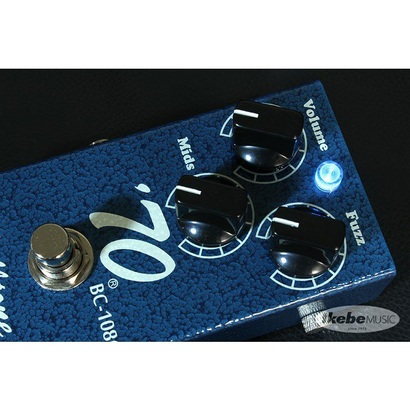 The 70 BC-108C Pedal_2