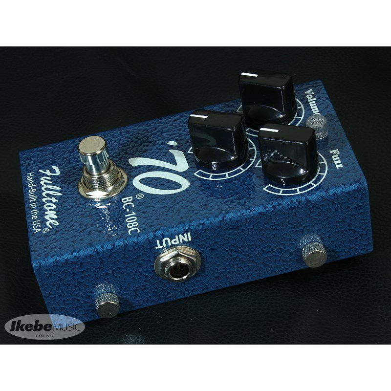 The 70 BC-108C Pedal_4