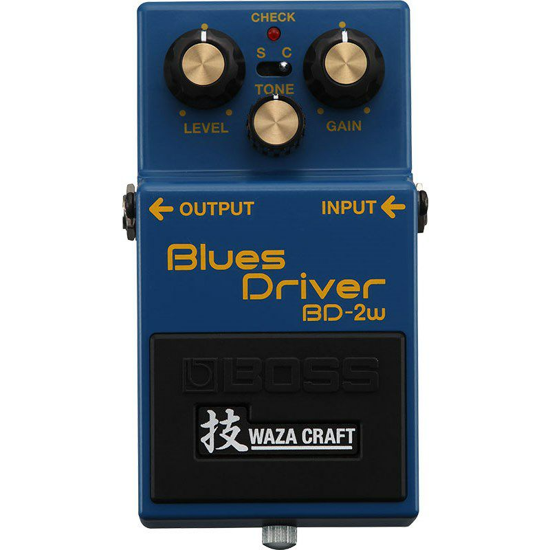 BD-2W(J) [MADE IN JAPAN] [Blues Driver 技 Waza Craft Series Special Edition] 【期間限定★送料無料】 【IKEBE×BOSSオリジナルデザイン風呂敷プレゼント】_1