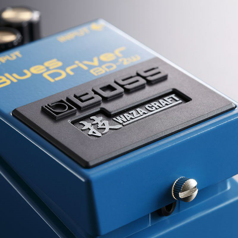 BD-2W(J) [MADE IN JAPAN] [Blues Driver 技 Waza Craft Series Special Edition] 【期間限定★送料無料】 【IKEBE×BOSSオリジナルデザイン風呂敷プレゼント】_2