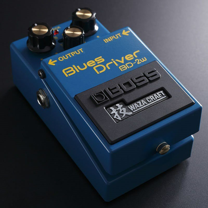 BD-2W(J) [MADE IN JAPAN] [Blues Driver 技 Waza Craft Series Special Edition] 【期間限定★送料無料】 【IKEBE×BOSSオリジナルデザイン風呂敷プレゼント】_4