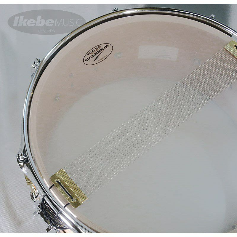 """MO-1465DH [MO Snare Drum 14""""×6.5"""" w/Die Cast Hoops / Natural Oil]_3"""