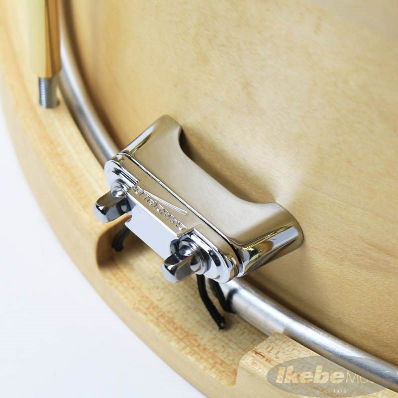 """MO-1465WH [MO Snare Drum 14""""×6.5"""" w/Wood Hoops / Natural Oil]_4"""