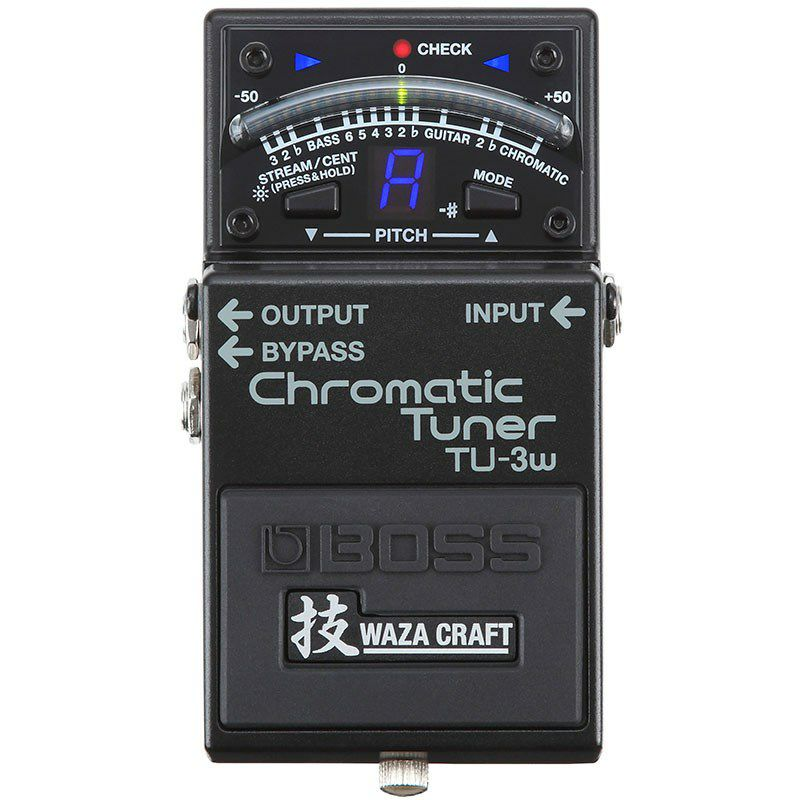 TU-3W(J) MADE IN JAPAN [Chromatic Tuner 技 Waza Craft Series Special Edition]_1