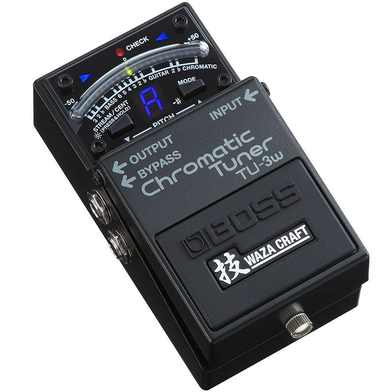 TU-3W(J) MADE IN JAPAN [Chromatic Tuner 技 Waza Craft Series Special Edition]_2