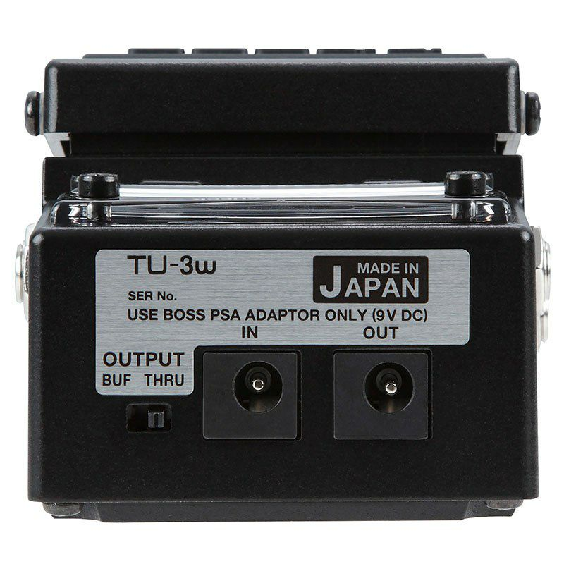 TU-3W(J) MADE IN JAPAN [Chromatic Tuner 技 Waza Craft Series Special Edition]_5