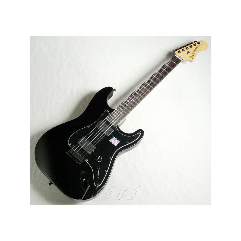 Jim Root Stratocaster (Flat Black)【お取り寄せ品】_2