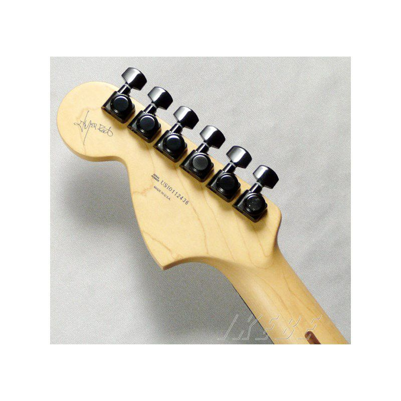 Jim Root Stratocaster (Flat Black)【お取り寄せ品】_4