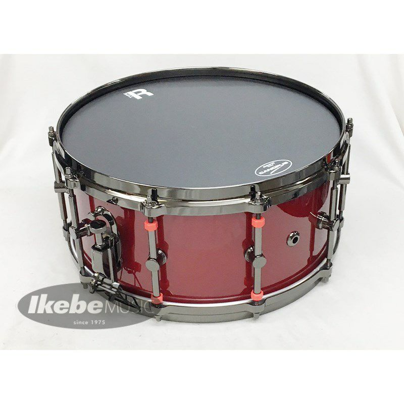 "MTR-1465-DH/BN:CHERRY METALLIC ""Type R Series"" [Die Cast Hoops / Black Nickel Hardware]_2"