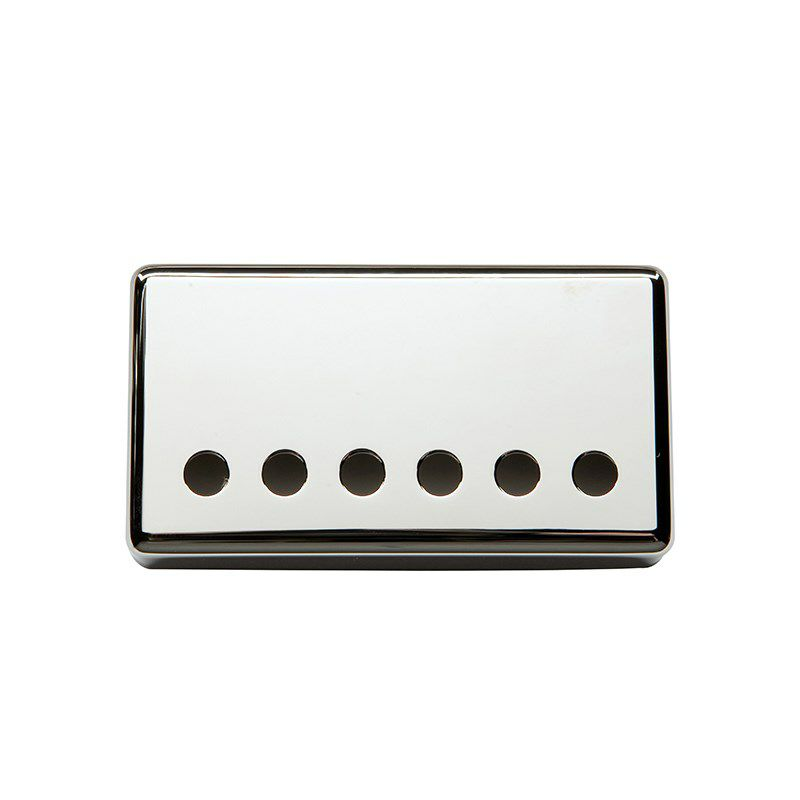 PRPC-035 BRIDGE POSITION HUMBUCKER COVER/NICKEL 【ポイント18%還元】_1