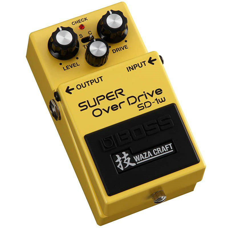 SD-1W(J) [MADE IN JAPAN] [SUPER OverDrive 技 Waza Craft Series Special Edition] 【期間限定★送料無料】 【IKEBE×BOSSオリジナルデザイン風呂敷プレゼント】_2