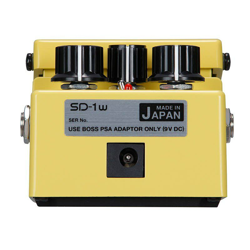SD-1W(J) [MADE IN JAPAN] [SUPER OverDrive 技 Waza Craft Series Special Edition]_3