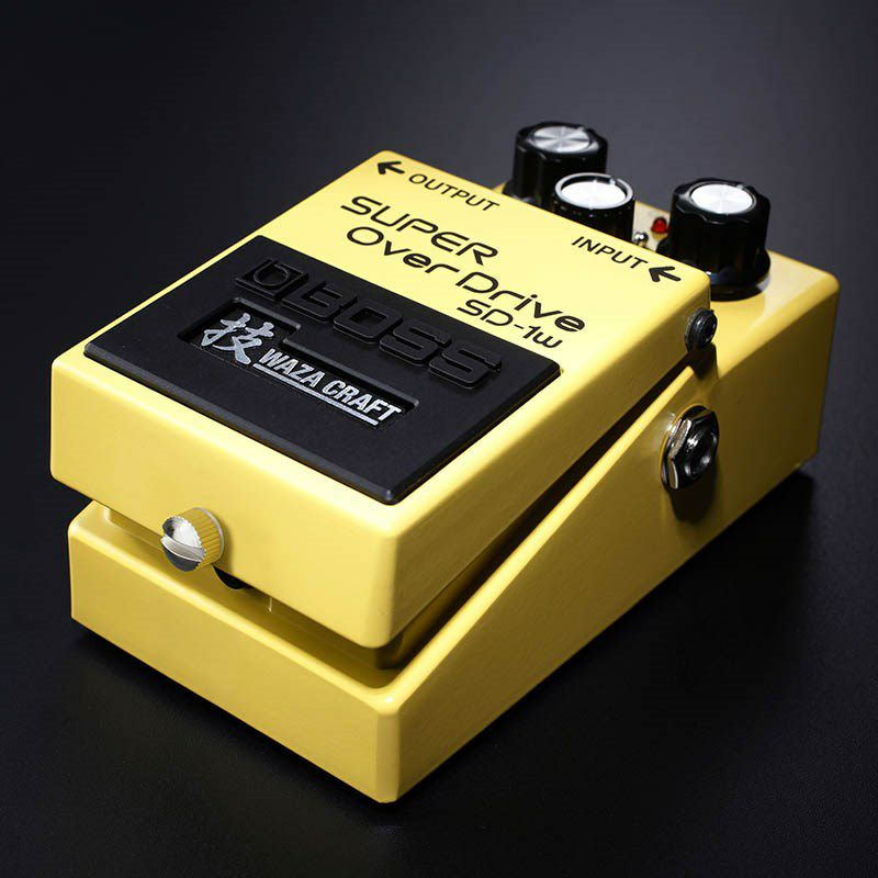 SD-1W(J) [MADE IN JAPAN] [SUPER OverDrive 技 Waza Craft Series Special Edition]_4