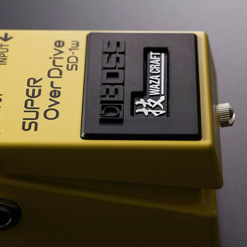 SD-1W(J) [MADE IN JAPAN] [SUPER OverDrive 技 Waza Craft Series Special Edition]_5