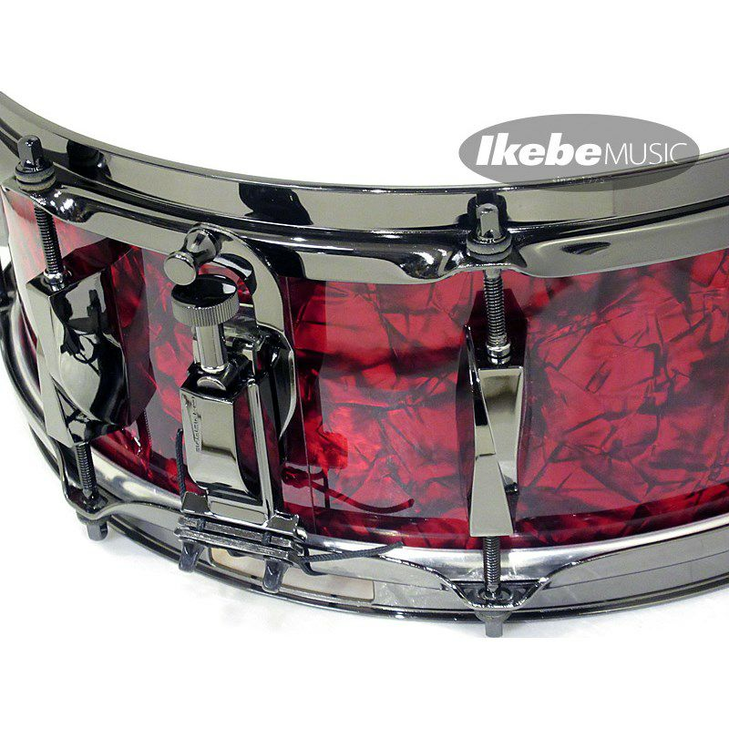 "JSM-1455 [""YAIBA II"" /Maple 14""×5.5""] 【カスタムオーダーモデル:Red Pearl Covering / Black Nickle Parts】 [CL2020]_3"