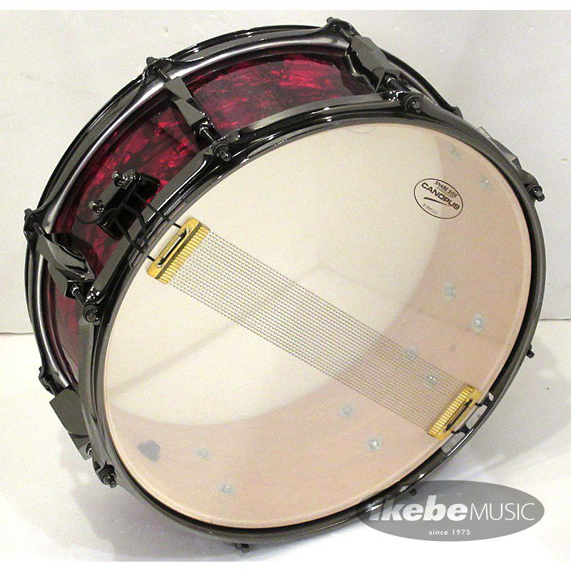 "JSM-1455 [""YAIBA II"" /Maple 14""×5.5""] 【カスタムオーダーモデル:Red Pearl Covering / Black Nickle Parts】 [CL2020]_4"