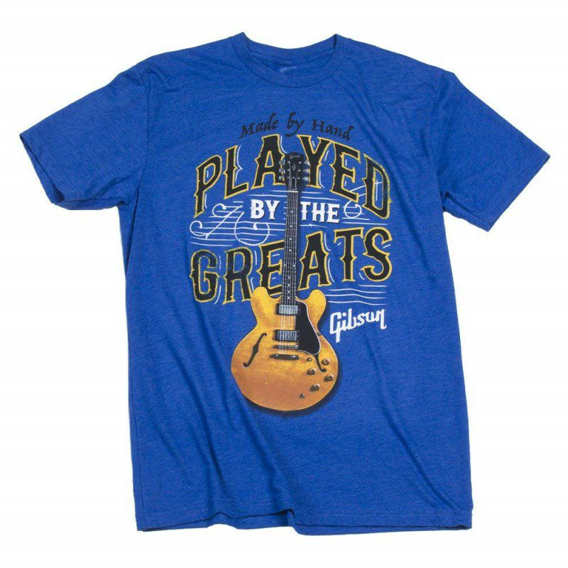 Played By The Greats T Royal Blue / Large [GA-PBRMLG]_1