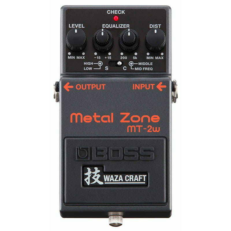 MT-2W [MADE IN JAPAN] [Metal Zone 技 Waza Craft Series Special Edition]_1