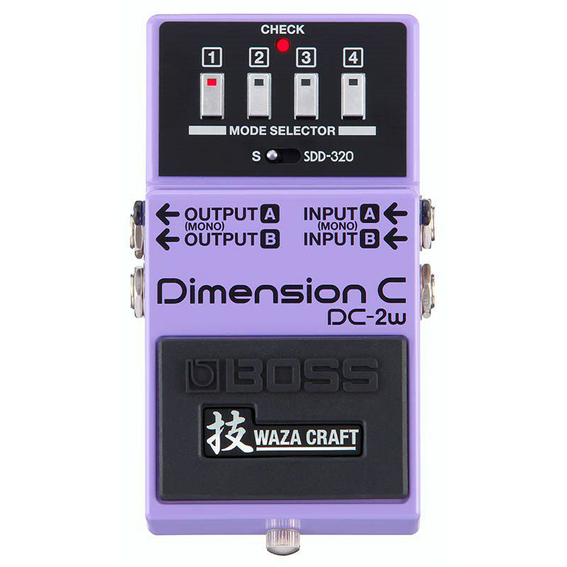 DC-2W [MADE IN JAPAN] [Dimension 技 Waza Craft Series Special Edition] 【期間限定★送料無料】 【IKEBE×BOSSオリジナルデザイン風呂敷プレゼント】_1
