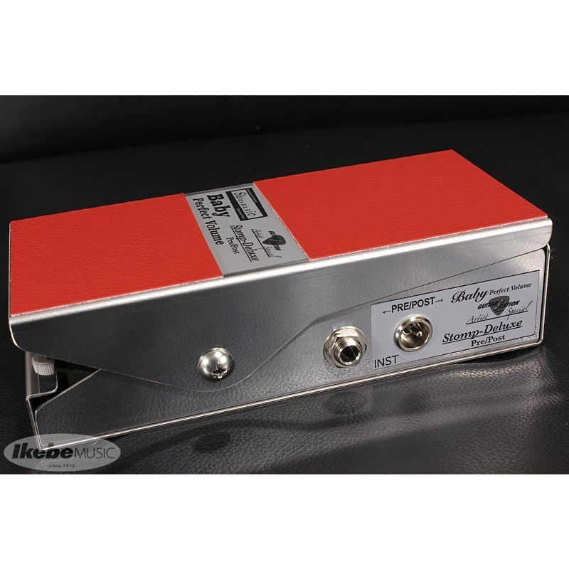 Guitars Station Artist Special Smooth Taper Baby Perfect Volume [Stomp Deluxe] Red Tolex_3
