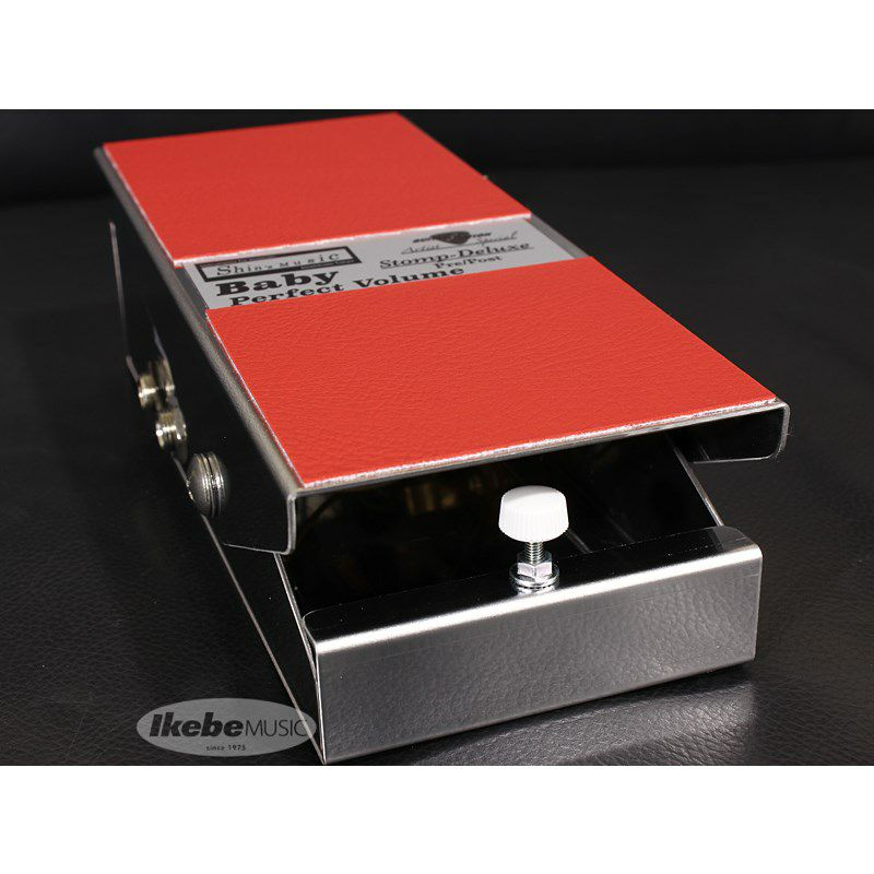 Guitars Station Artist Special Smooth Taper Baby Perfect Volume [Stomp Deluxe] Red Tolex_6