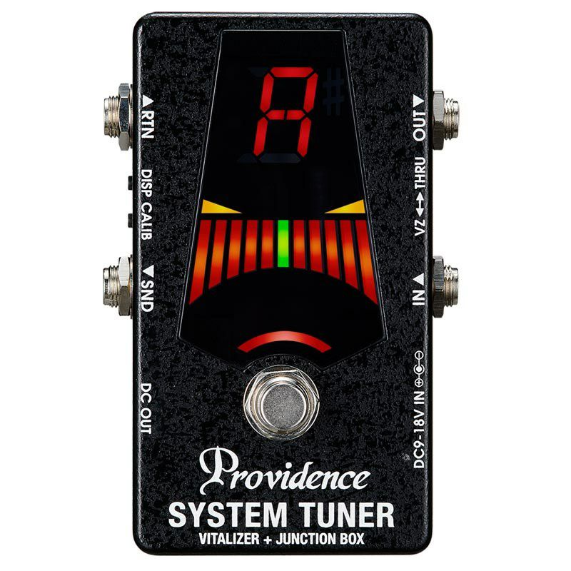STV-1JB Black [TOTAL ROUTING SYSTEM with TUNER]_1