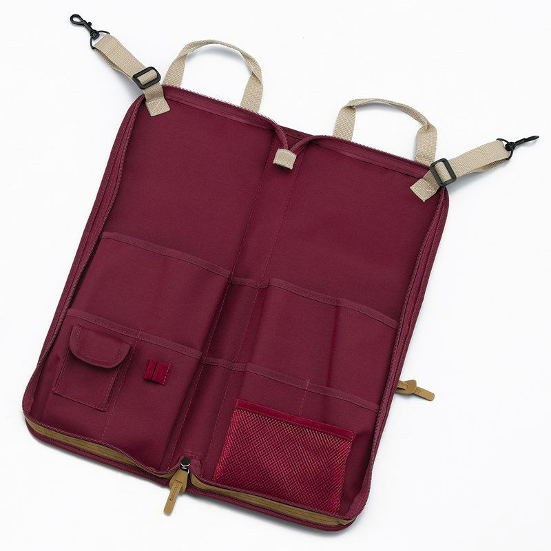 "TSB24WR [ ""POWERPAD DESIGNER COLLECTION"" STICK BAG WINE RED(ワインレッド)]_2"