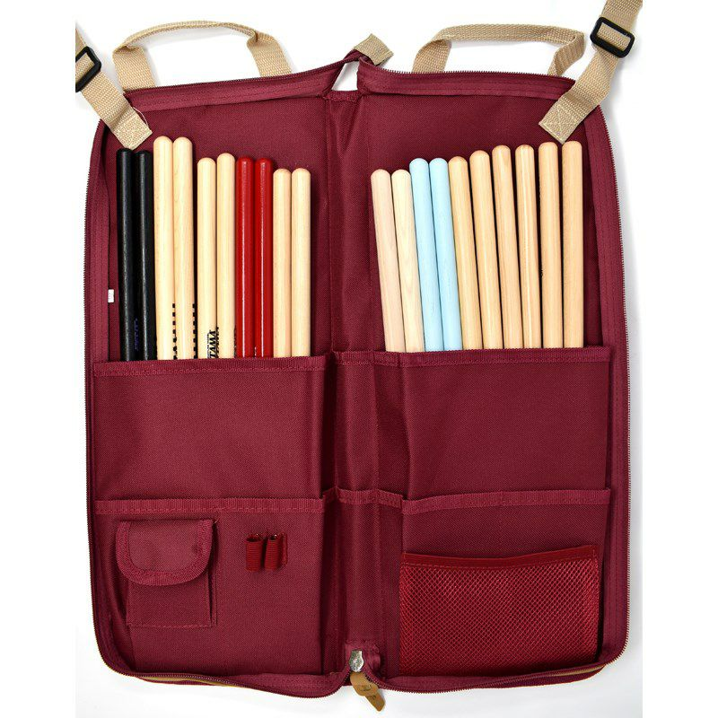 "TSB24WR [ ""POWERPAD DESIGNER COLLECTION"" STICK BAG WINE RED(ワインレッド)]_8"